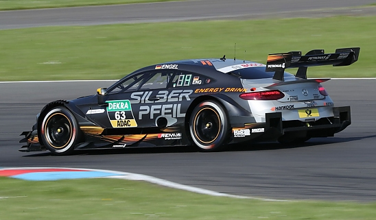 SILBERPFEIL Energy Drink DTM Racing