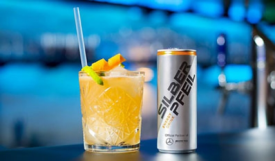 SILBERPFEIL Energy Drink Cocktail